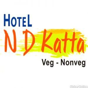 Hotel N D Katta Veg - Nonveg