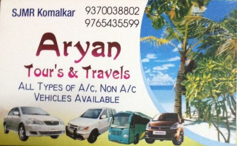 Aryan Tours And Travels