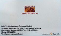 Birla Sun Life Insurance Company Ltd.