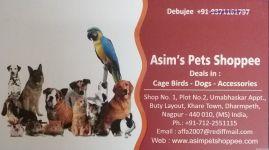 Asim's Pet Shoppee