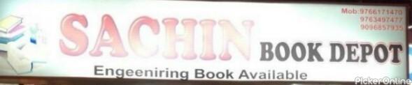 Sachin Book Depot