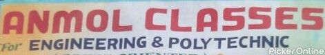 Anmol Engineering And Polytechnic Classes