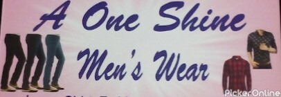 A One Shine Men's Wear
