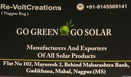 Go Green Go Solar