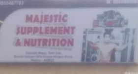 Majestic Supplement And Nutrition