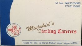 Mujahid's Caterers