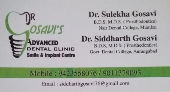 Dr. Gosavi's Advance Dental Clinic