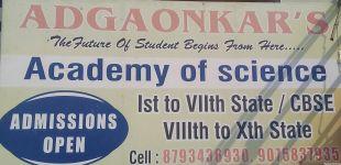 Adgaonkar's Academy Of Science
