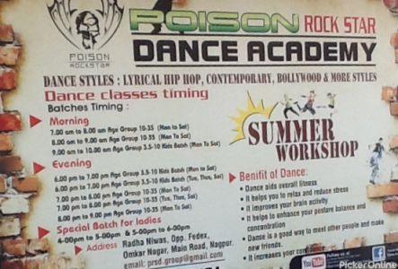 Poison Dance Academy