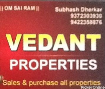 Vedant properties