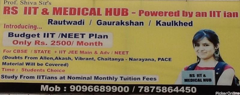 RS IIT & Medical Hub, Ranpise Nagar, Akola