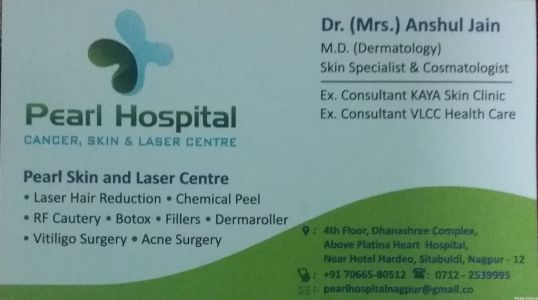 Pearl Hospital Cancer, Skin & Laser Centre