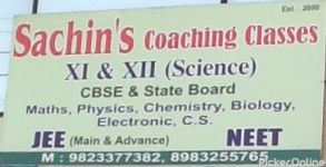 Sachin's Coaching Classes