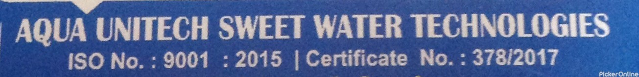 Aqua Unitech Sweet Water Technologies