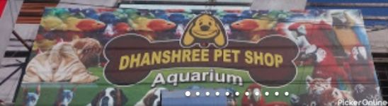 Dhanashree Pet Shop Aquarium