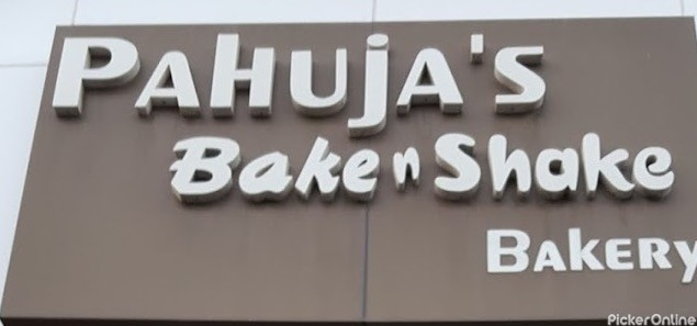 Pahuja's Bakery & Shake