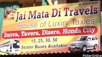 Jai Mata Di Travels