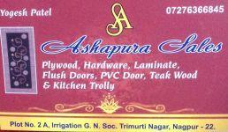 Ashapura Sales