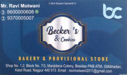 Becker's & Cookies