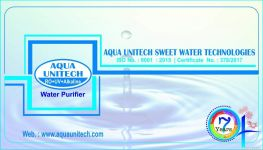 Aqua Unitech Sweet Water Technology