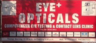 Eye Plus Opticals
