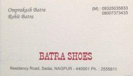 Batra Shoes