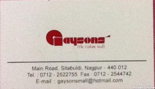 Gaysons The Fashion Mall