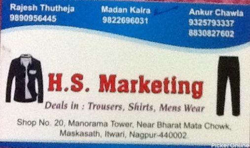 H. S. Marketing