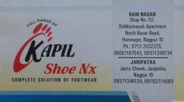Kapil shoes Nx