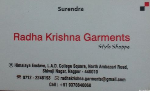 Radha Krishna Garments