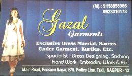 Gazal Garments