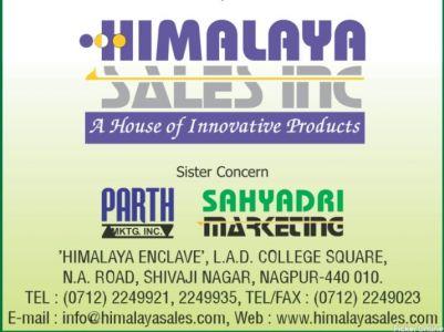 Himalaya Sales Incorporation