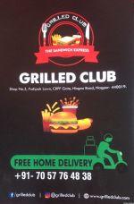 Grilled club