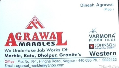 Agrawal Marbles