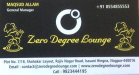 Zero degree lounge