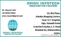 Orion Infotech