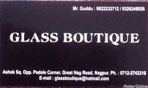 Glass Boutique