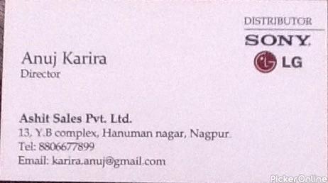 Ashit Sales Pvt. Ltd.