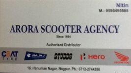 Arora Scooter Agency