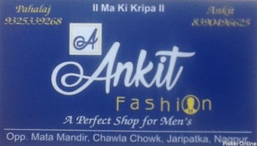 Ankit Fashion