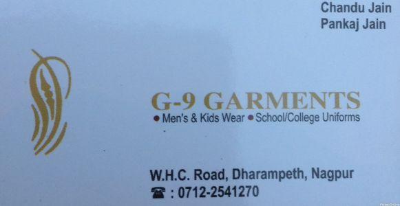 G9 Garments