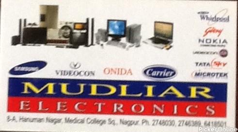 Mudliar Electronics
