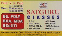 Satguru Classes