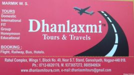 Dhanlaxmi tours & travels