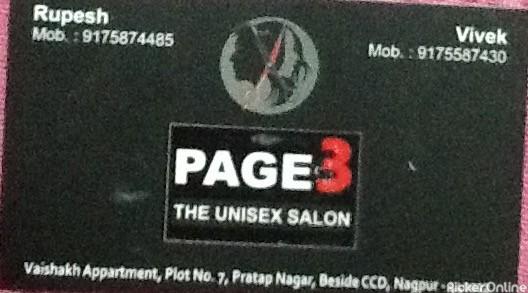 Page 3 Unisex Salon