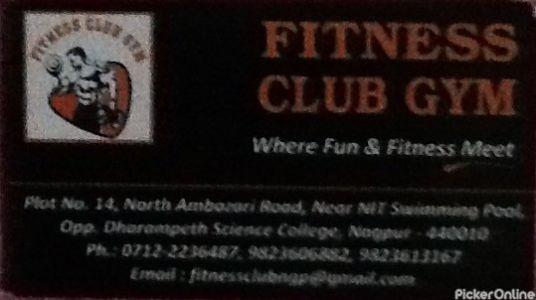 Fitnss Club Gym