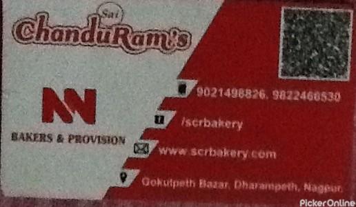 Chanduram's bakers & Provision