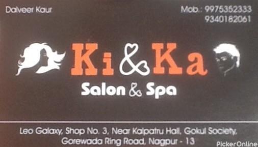 Ki & ka Salon