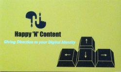 Happy N Content
