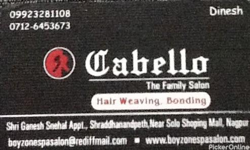 Cabello The Family Salon